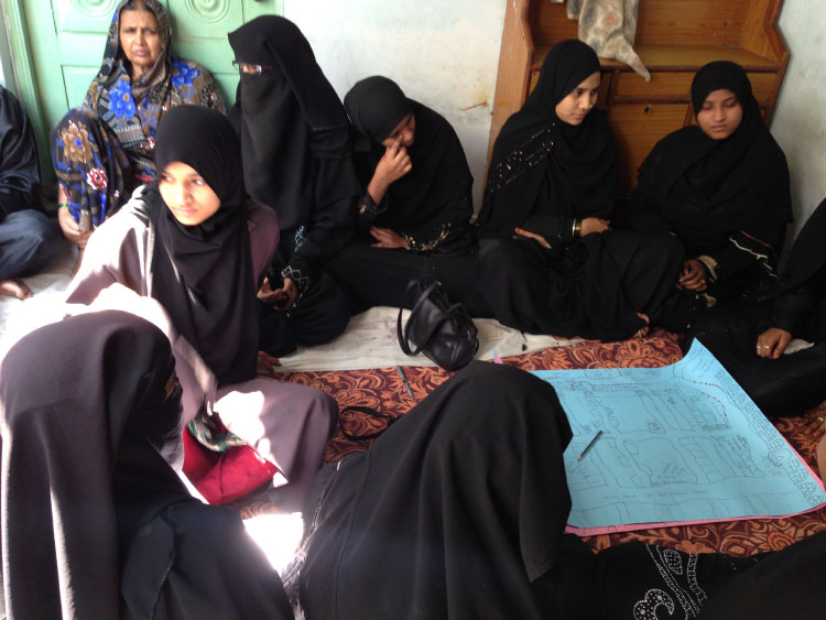 Jameela Nishat | Shaheen Women's Resource and Welfare